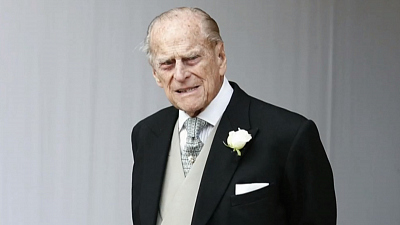 CBS This Morning - U.K.'s Prince Philip dead at 99
