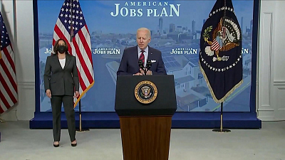 CBS This Morning - White House pushes infrastructure plan