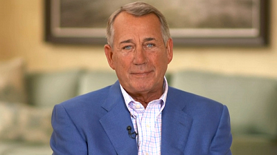 CBS This Morning - Ex-House Speaker Boehner on future of GOP