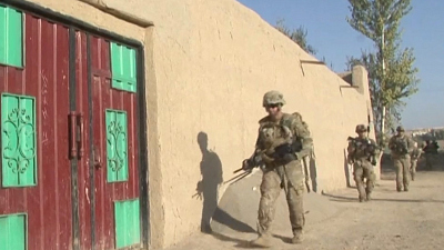 CBS This Morning - U.S. troops to leave Afghanistan
