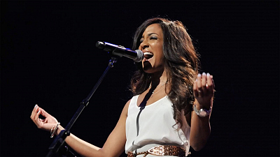 CBS This Morning - Country music's Mickey Guyton makes history