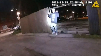 CBS This Morning - Video released in police shooting of boy