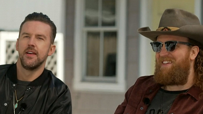 CBS This Morning - Brothers Osborne on mental health crisis