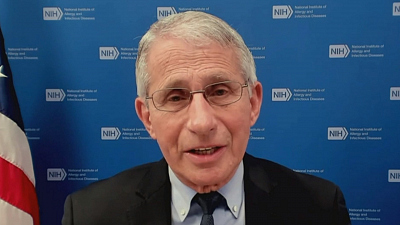 CBS This Morning - Dr. Fauci on COVID-19 vaccine hesitancy