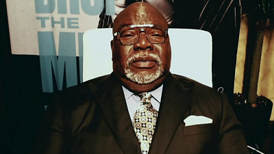 CBS This Morning - Bishop T.D. Jakes on the power of words