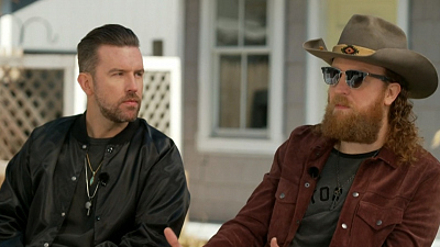CBS This Morning - Brothers Osborne go deep