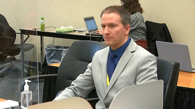 CBS This Morning - Jurors deliberate verdict in Chauvin trial