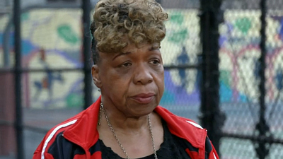 CBS This Morning - Eric Garner's mom reacts to Chauvin verdict