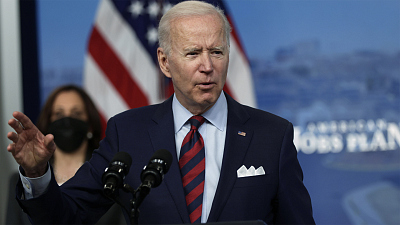 CBS This Morning - Biden pledges to cut greenhouse gas emissions