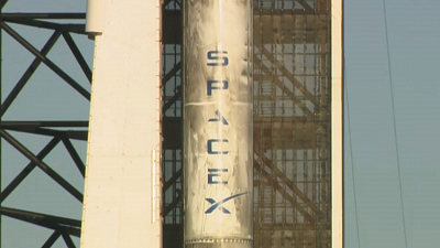 CBS This Morning - SpaceX cleared for astronaut launch to ISS