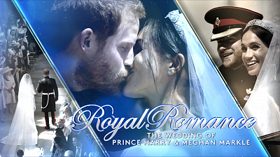 CBS News Specials - Royal  Romance: The Wedding of Prince Harry and Meghan Markle