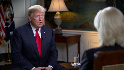 60 Minutes - President Trump, Photo Ark