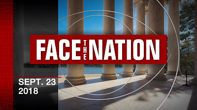Face The Nation - 9/23: Face The Nation