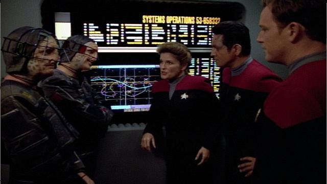 Watch Star Trek: Voyager Season 4 Episode 6: The Raven ...