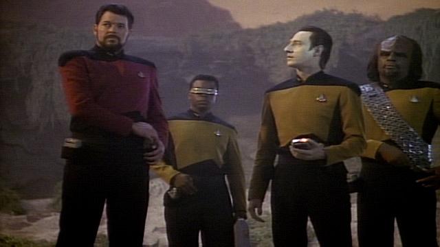 Watch Star Trek Tng Online
