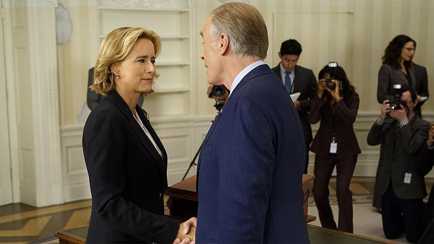 Watch Madam Secretary Season 5 Episode 1: E Pluribus Unum - Full show on  CBS All Access