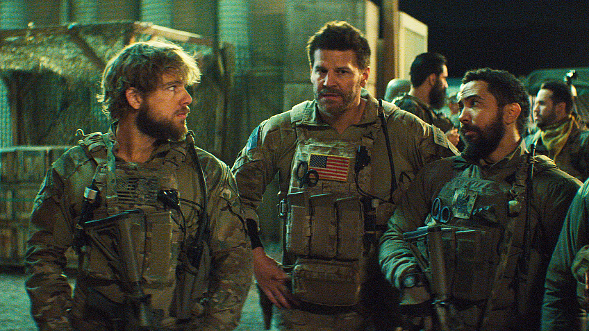 Watch Seal Team Season 1 Episode 17 In Name Only Full Show On Cbs All Access