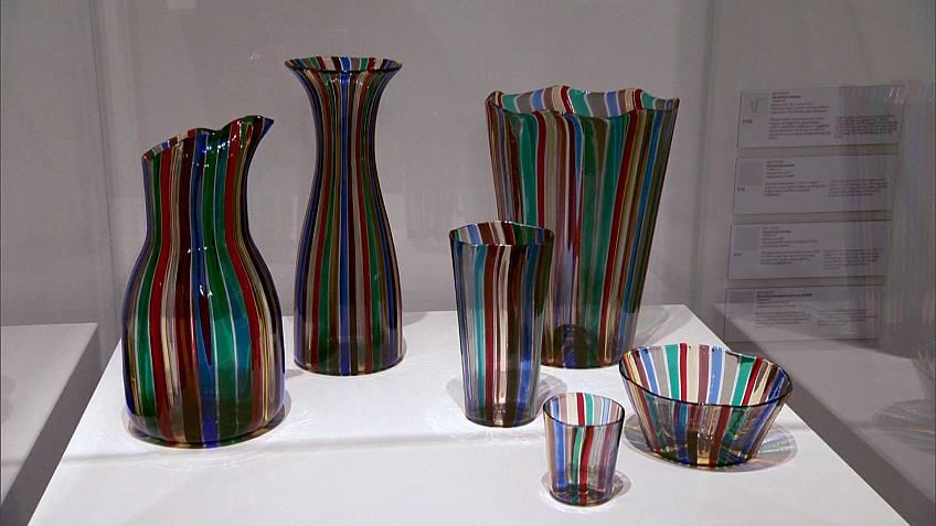 Watch Sunday Morning The Art Of Murano Glass Full Show On Cbs All